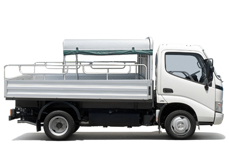 lorry rental in singapore, Light Vehicle Truck