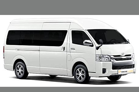 bus rental singapore, PA Bus
