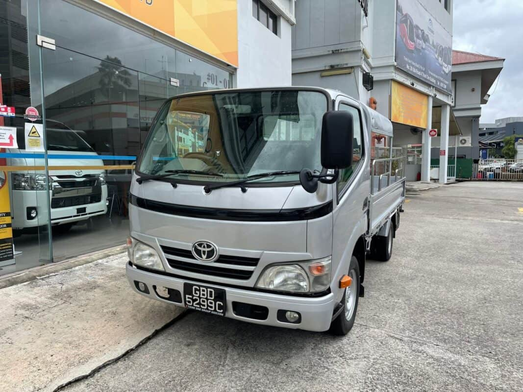 commercial vehicles singapore, Home
